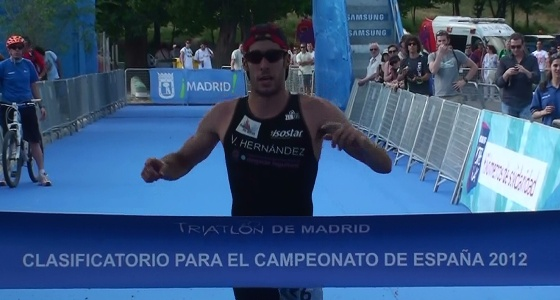 VIDEO: Triatlon Olímpico Casa de Campo, masc