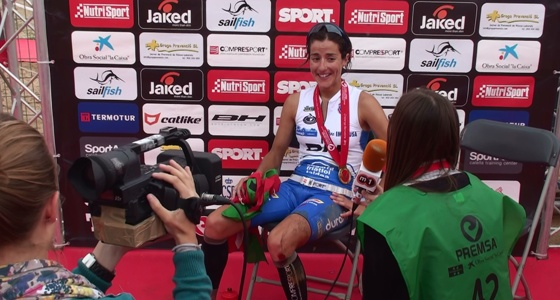 VIDEO: Challenge femenino y entrevistas tops