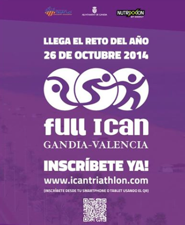 Ahorra 78 € con Triatlon Channel en ICAN Gandía