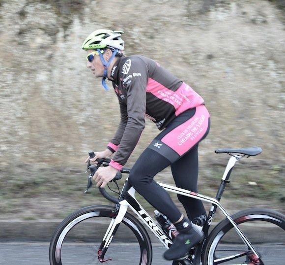 Como entrenar fuerza específica en bici