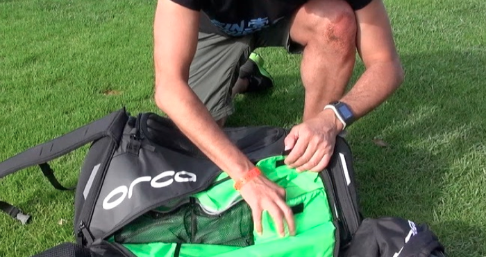 VIDEO: Orca Transition Bag