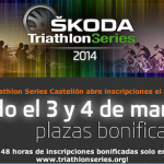 SKODA Triathlon Series Castellón abre inscripciones