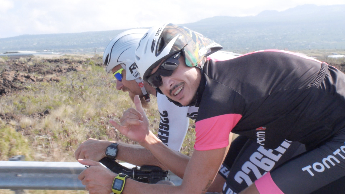 VIDEO: The Kona IRONMAN dreams I