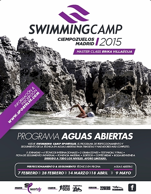 SwimmingCamp 2015