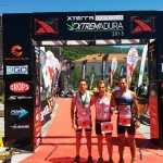 Podio XTERRA Basque Country