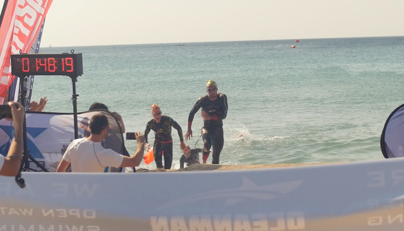 VIDEO: Oceanman Open Water Palamós