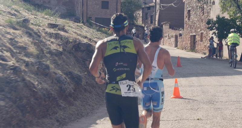 VIDEO: Triatlon de Pálmaces 2015