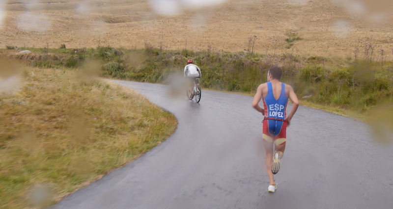 VIDEO: Triathlon l Alpe d´Huez CD 2015