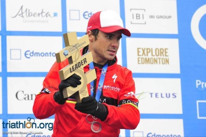Gómez Noya, ganar el quinto Mundial ITU sería un premio a tanto trabajo