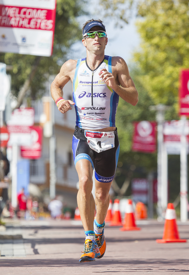 Marcel Zamora 2º en el Indian Ocean Triathlon