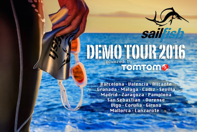 SAILFISH demo tour
