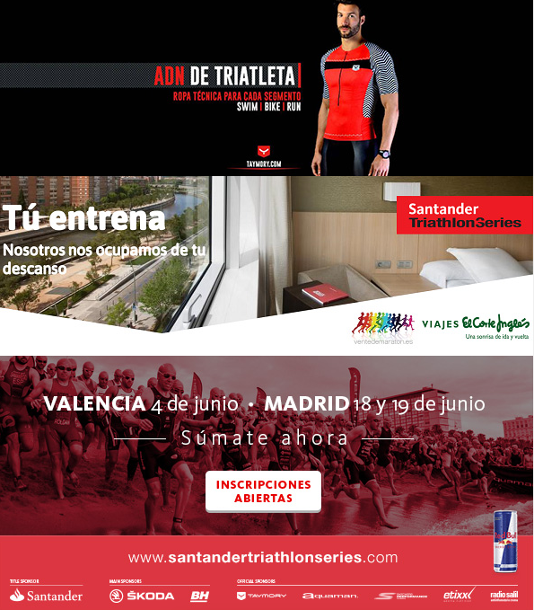 santander triathlon series