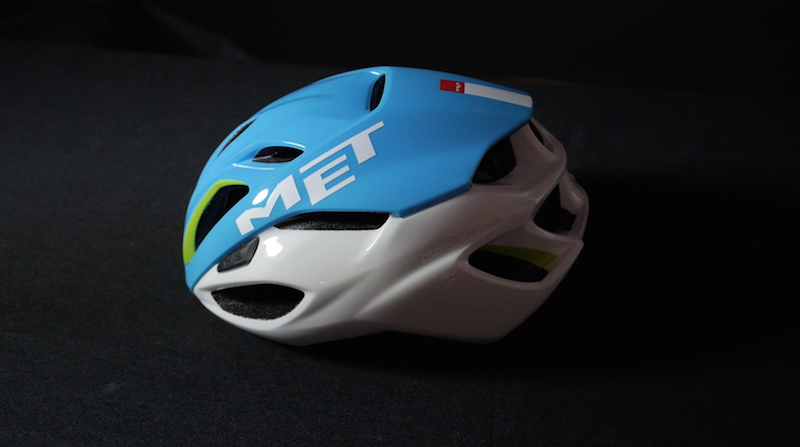 VIDEO: Casco MET Rivale