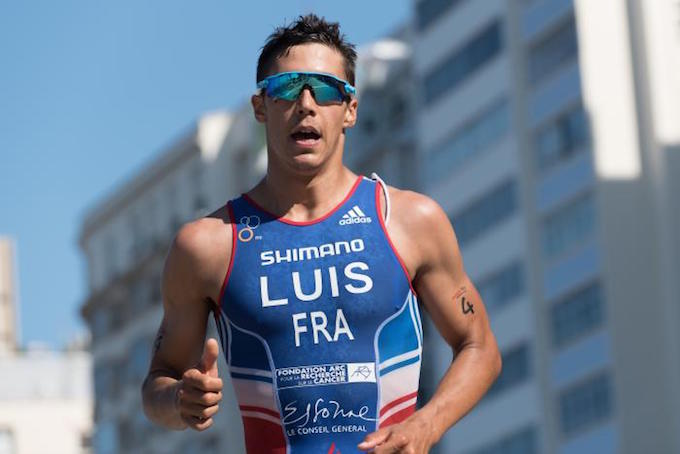 Vincent Luis vence el Europeo Triatlon Sprint de Chateauroux