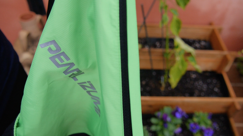 VIDEO: Test de la Barrier Jacket ELITE de Pearl Izumi.