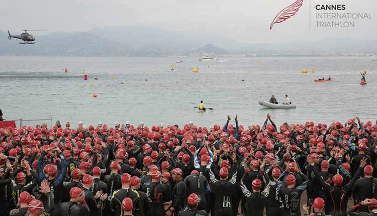Ultimas plazas para el Cannes International Triathlon