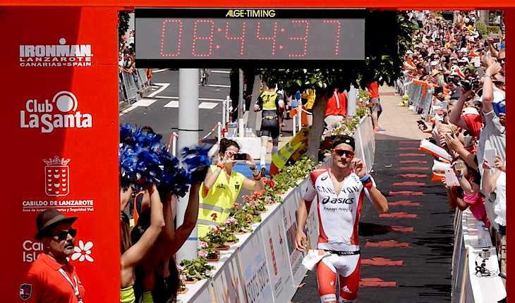 Jan Frodeno intentará el record IRONMAN en Austria