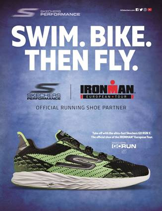 Skechers IRONMAN European Tour