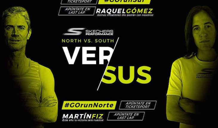 "Llega la ""Skechers Performance North vs South"""