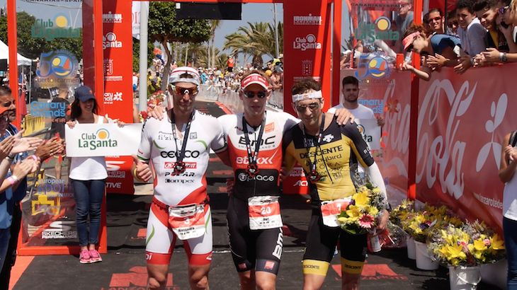 VIDEO: IRONMAN Lanzarote 2017