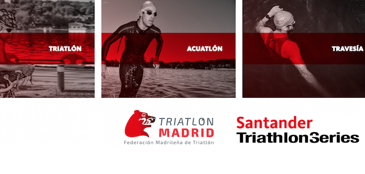 Últimas plazas para las Santander Triathlon Series Madrid