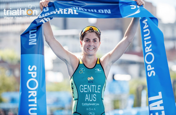 Ashleigh Gentle vence en WTS Montreal