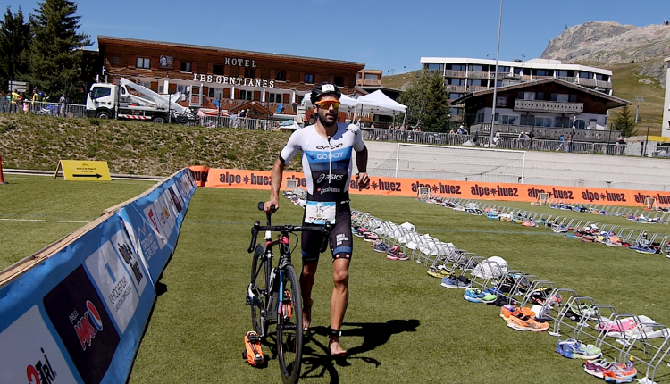 VIDEO: Alpe d´Huez Triathlon, inside the race