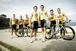 Commerzbank Triathlon team
