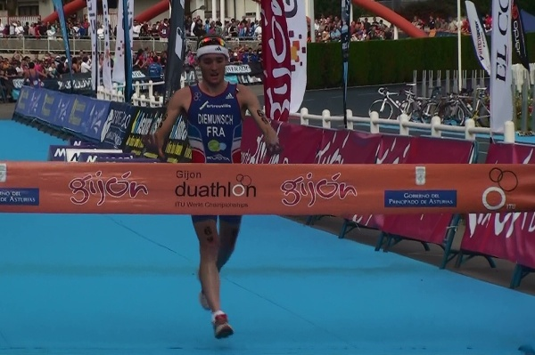 Video: Cto del Mundo de Duatlon 2011