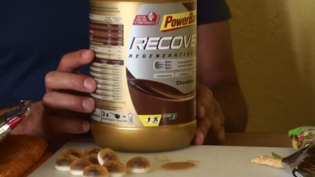Prueba de 5 productos Power Bar