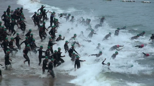 VIDEO: BH Zarauzko Triatloia 2012