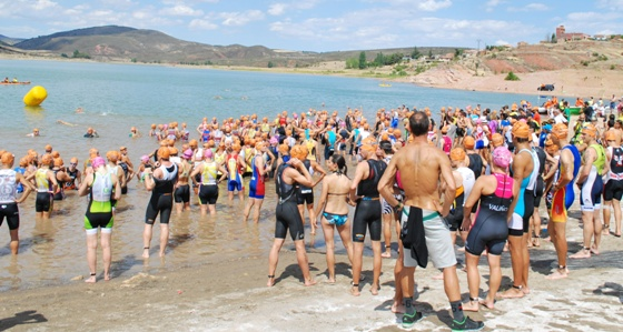 VIDEO: Triatlon de Palmaces masculino