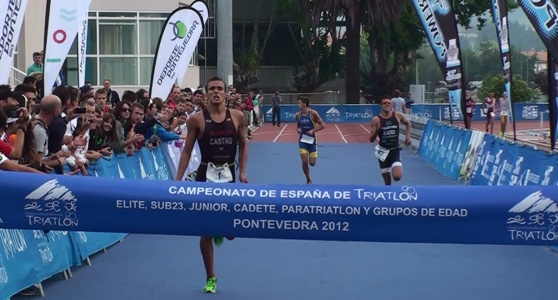 VIDEO: Cto de España Junior 2012