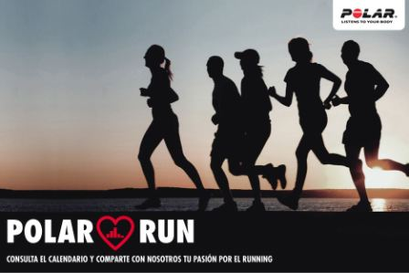 Llegan las POLAR ♥ RUN