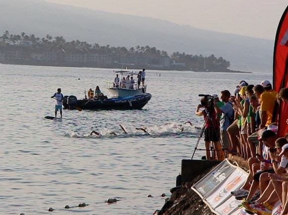 VIDEO: Ironman World Championiship Hawaii 2013
