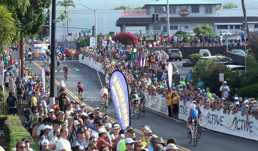 Video oficial NBC, del Ironman de Hawaii