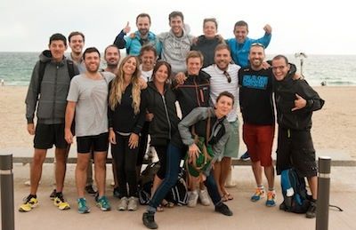 Garmin_BCN_ BBDO_Team