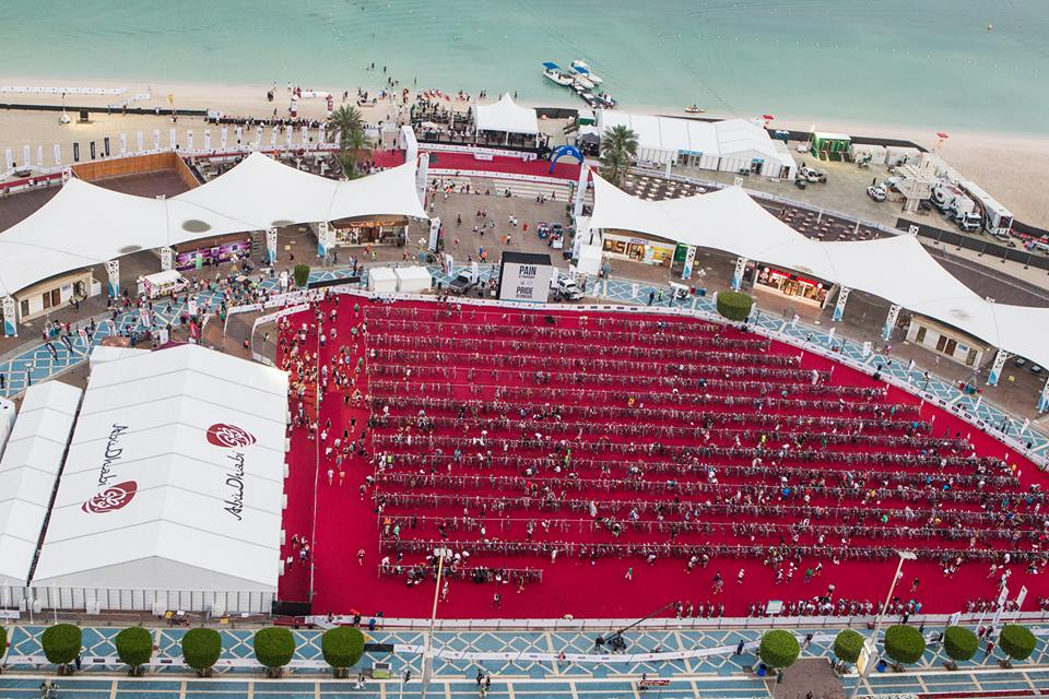 Fotos: Abu Dhabi Triathlon