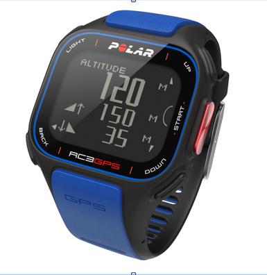 Polar_RC3 GPS_Blue