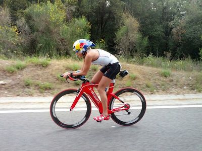 VIDEO: 70.3 Barcelona