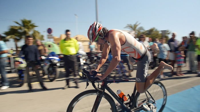 VIDEO: Triatlon de Fuente Alamo 2014