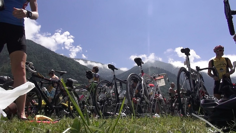 VIDEO: Triatlon Corto de Alpe d´Huez