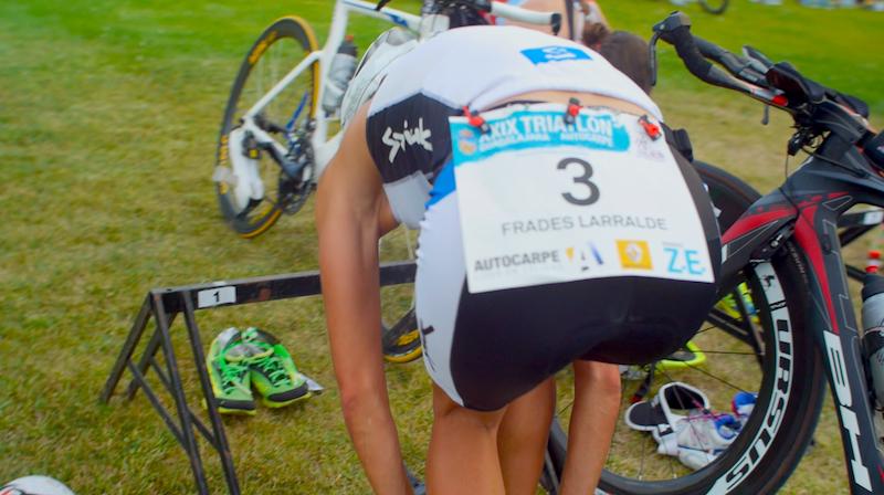 VIDEO: Triatlon de Guadalajara 2014