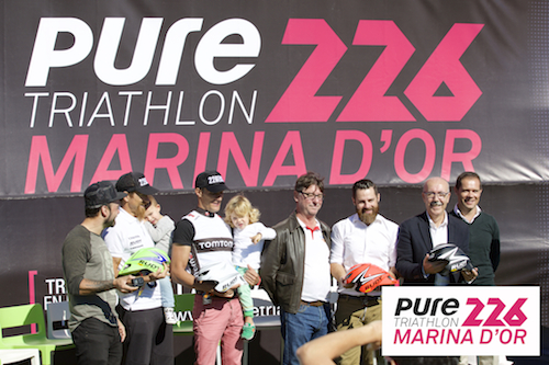 El Pure Triatlon Marina d´Or 226 abre inscripciones