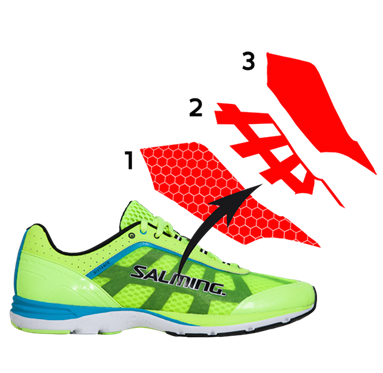 salming-running-technology-distance-3-layer-construction
