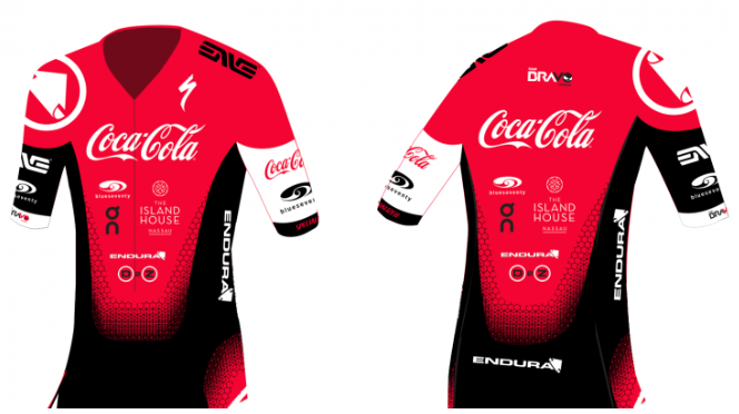 cocacola triathlon team