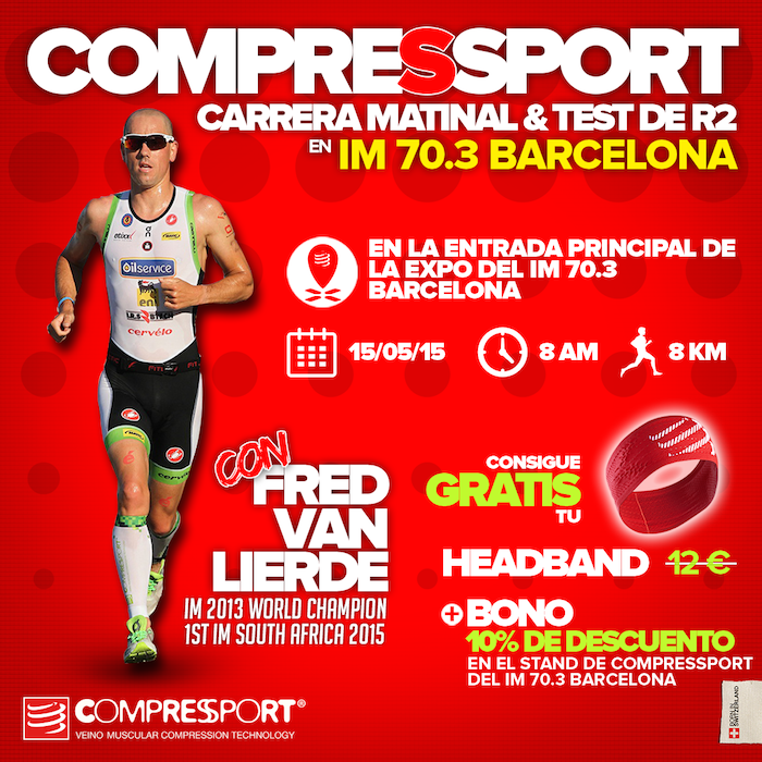 MORNING RUN IM 70.3 BARCELONA (1)