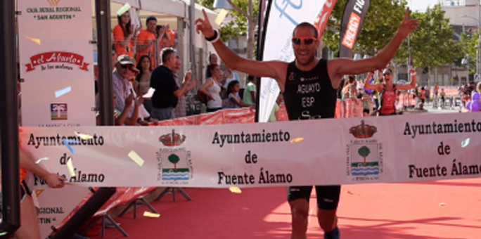 VIDEO: Triatlon de Fuente Alamo