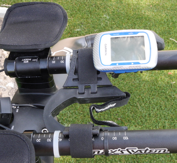 garmin y hidrostream profile