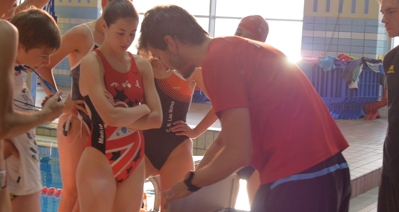 VIDEO: Primeros pasos para ser un triatleta de Elite en Madrid